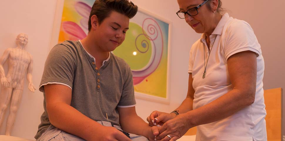 Akupunktur HP